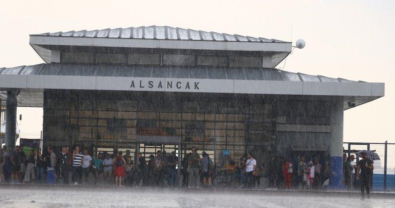 Meteoroloji'den Ege'ye kuvvetli yağış uyarısı! İzmir'de bugün hava nasıl olacak?