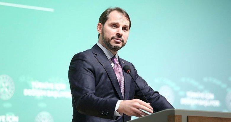 Hazine ve Maliye Bakanı Berat Albayrak'tan 'Nuri Pakdil' paylaşımı