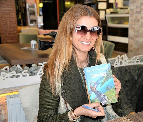 Tuğba Özay: Ülkemi çok seviyorum, Bergama'ya aşığım!