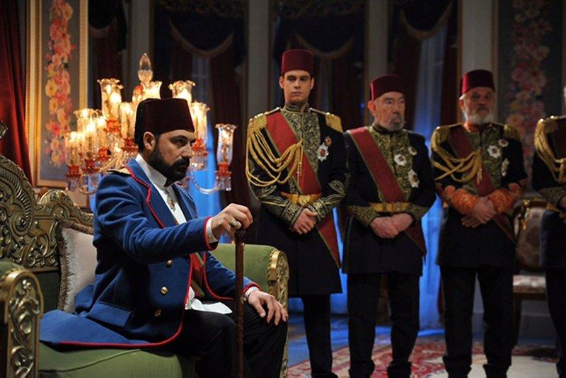 Bakın Payitaht Abdülhamid'in yıldız ismi Bülent İnal nereli çıktı!