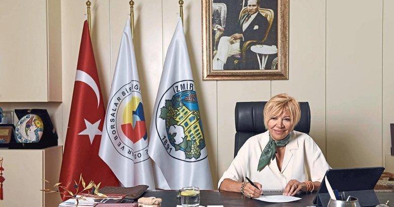 İzmir, üretimden gelen gücüyle yükseliyor