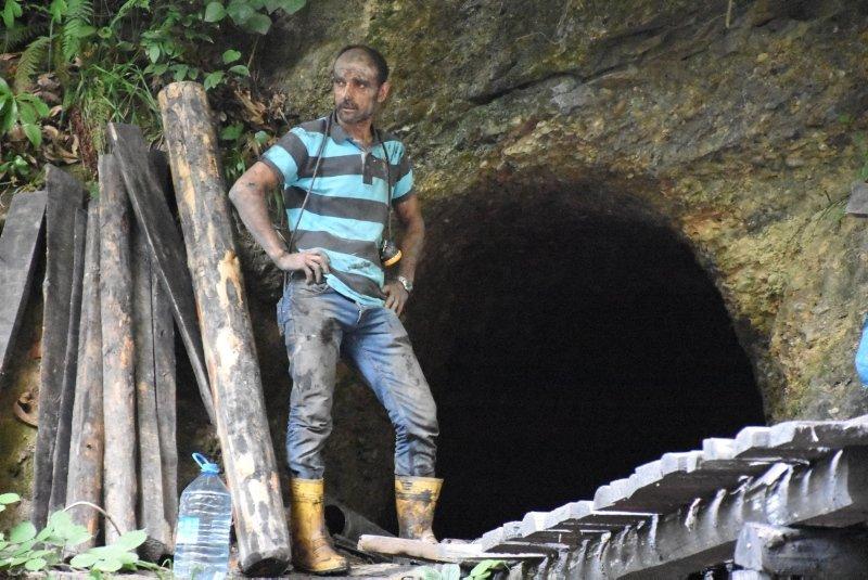 Zonguldak'ta kömür ocağında göçük