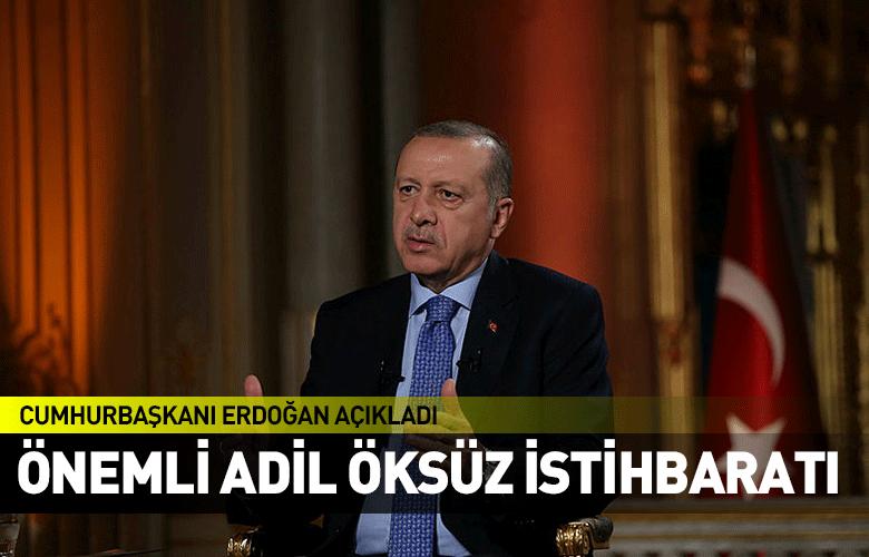 Cumhurbaşkanı Erdoğandan Trumpa papaz mesajı