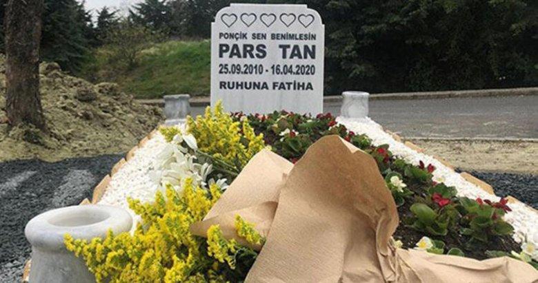 Oğlu Pars'ı kaybetmişti! Ebru Şallı'dan duygulandıran hareket