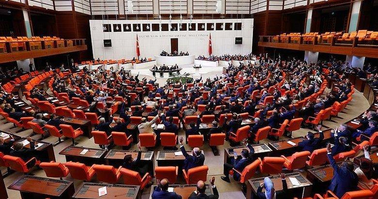 19 yıl sonra 8 partili Türkiye Büyük Millet Meclisi...