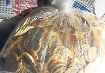 Kraliçe Victoria'nın paraları Adana'dan çıktı