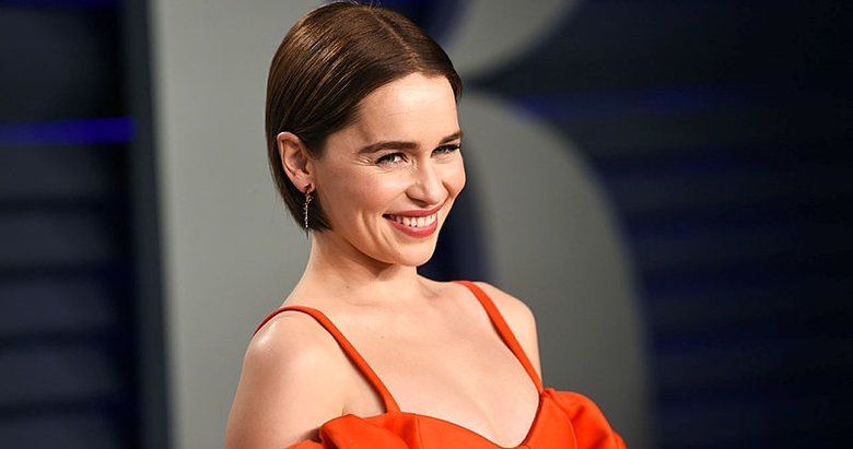 Game of Thrones dizisinin yıldızı Emilia Clarke'tan şaşırtan itiraf! Neredeyse aklımı...