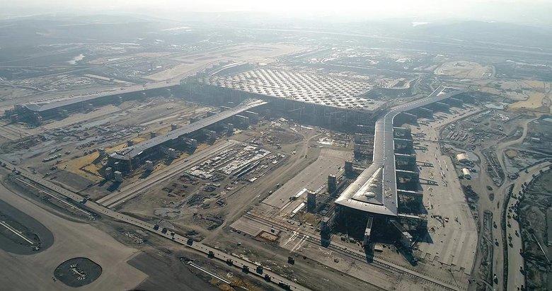 3. havalimanının yüzde 80'i tamam