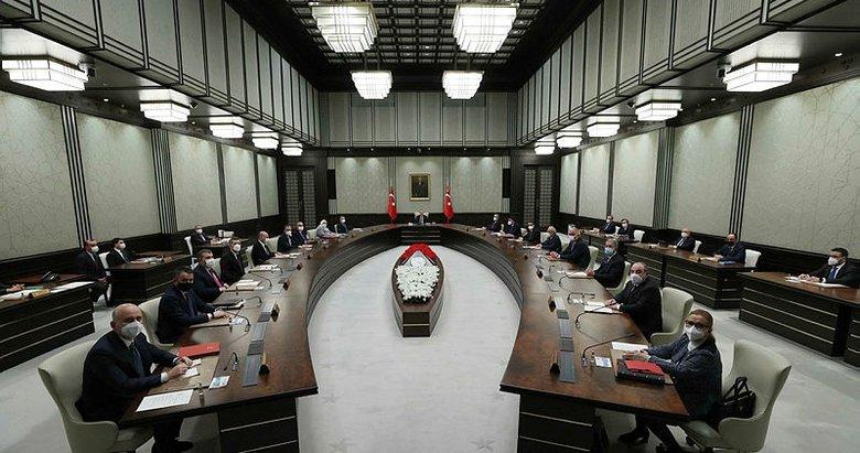 Kritik toplantı sona erdi... Gözler Başkan Erdoğan'ın yapacağı açıklamada...