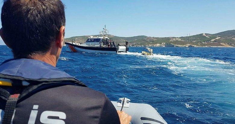 Foça'daki tekne faciasında yeni gelişme