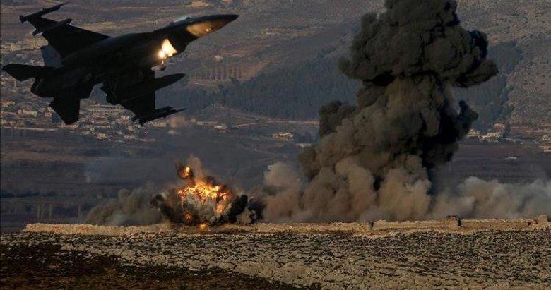 Kuzey Irak'ta teröristlere ağır darbe!