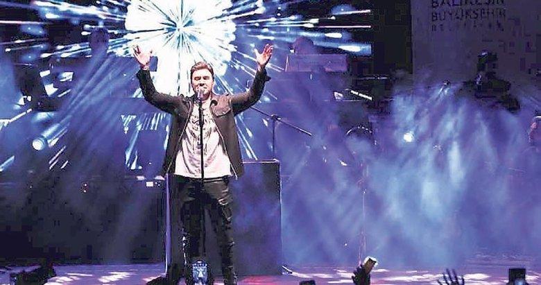 Ceceli konserine 20 bin kişi katıldı