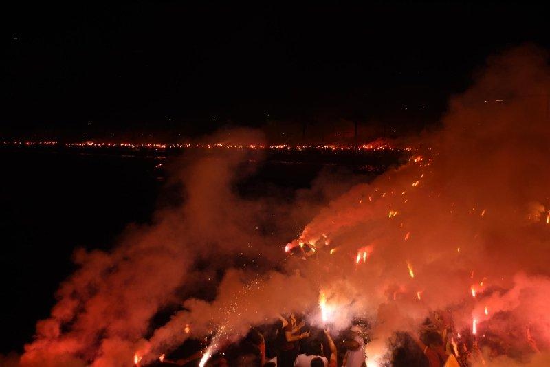 Göztepe'den 94. kuruluş yıl dönümüne görkemli kutlama