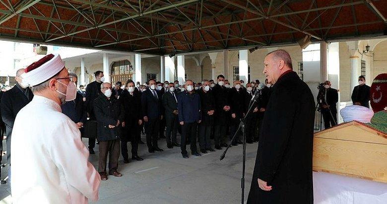 Elazığ'ın kanaat önderlerinden Abdullah Nazırlı hayatını kaybetti! Başkan Erdoğan cenaze namazına katıldı