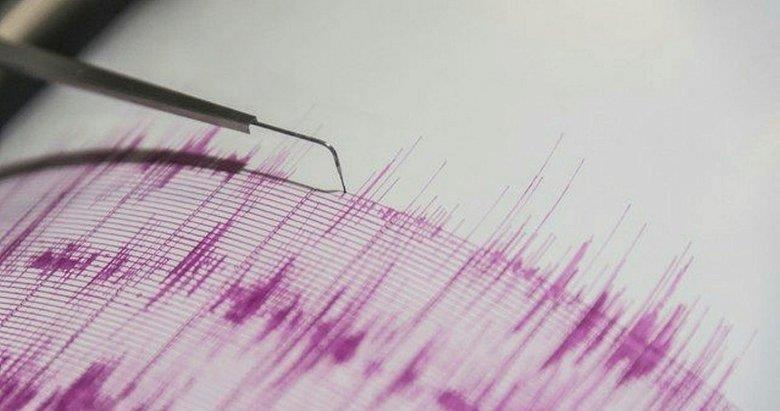 İzmir Karaburun açıklarında 3,6 büyüklüğünde deprem