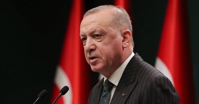 Başkan Erdoğan'dan Kılıçdaroğlu'na manevi tazminat davası