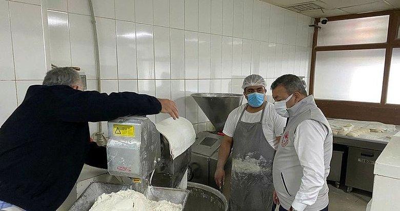 İzmir'de ramazan öncesi gıda denetimi