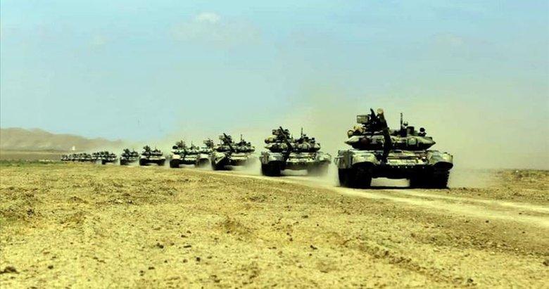 Son dakika: Azerbaycan ve Ermenistan arasında ateşkes