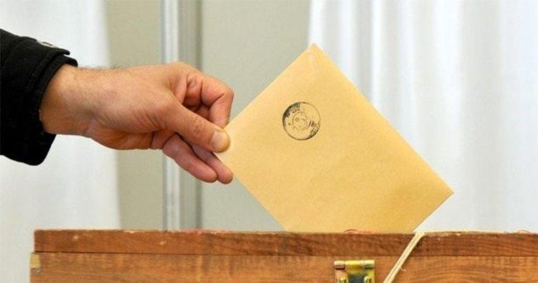 Son seçim anketleri açıklandı!