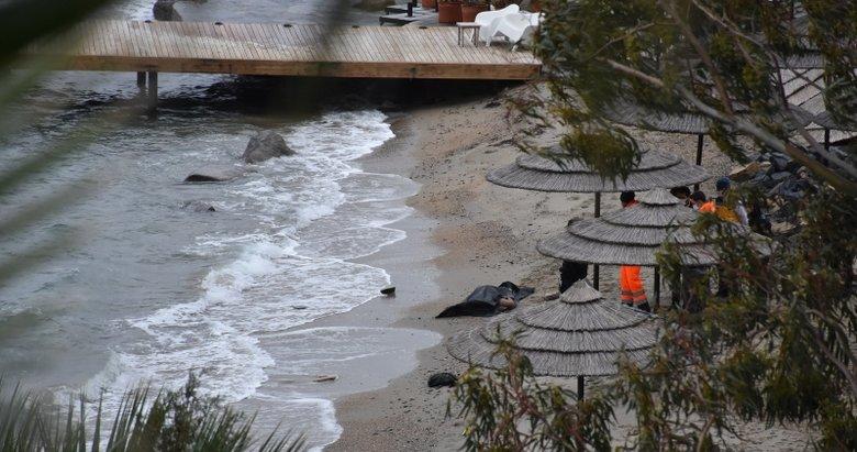 Datça'da alabora olan balıkçı teknesinde kaybolmuştu! Cansız bedeni bulundu