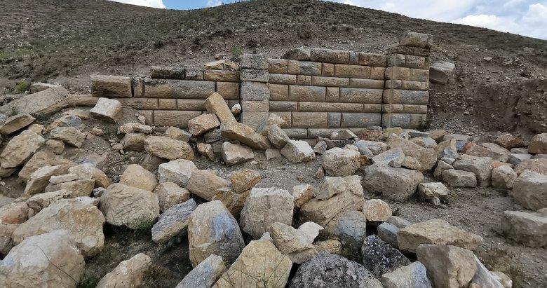 Afyonkarahisar'da antik kentte kazı çalışmaları tekrar başladı
