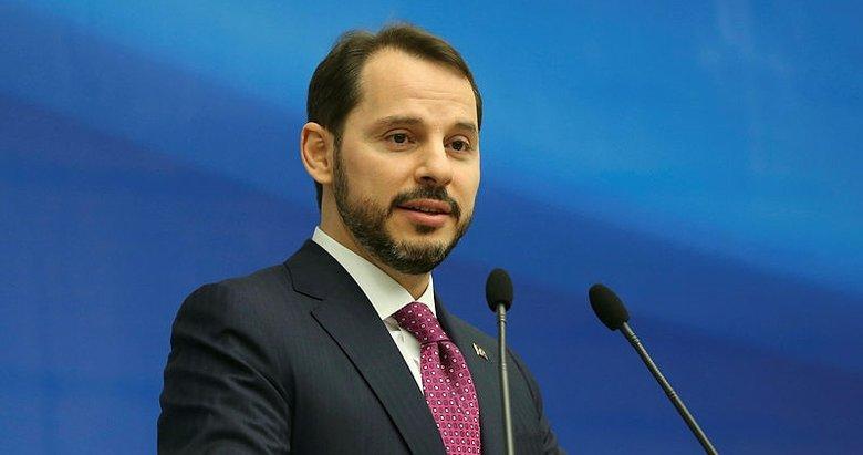 Hazine ve Maliye Bakanı Berat Albayrak'tan yatırımcılara flaş çağrı