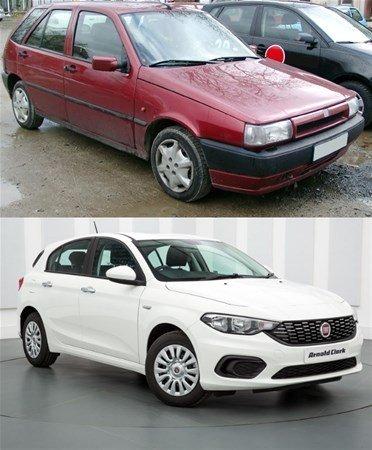 Volkswagen'den inanılmaz değişim! Otomobillerin ilk ve son hali şaşırttı