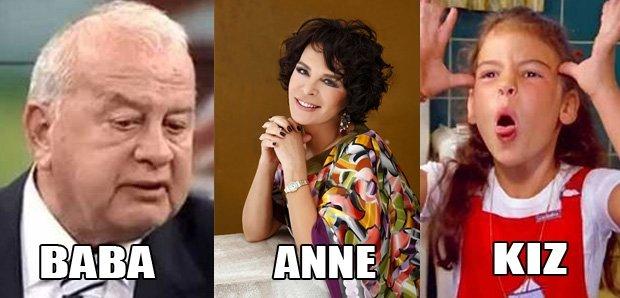 Sanat siyaset ve magazin dünyasının akraba olan ünlüleri!