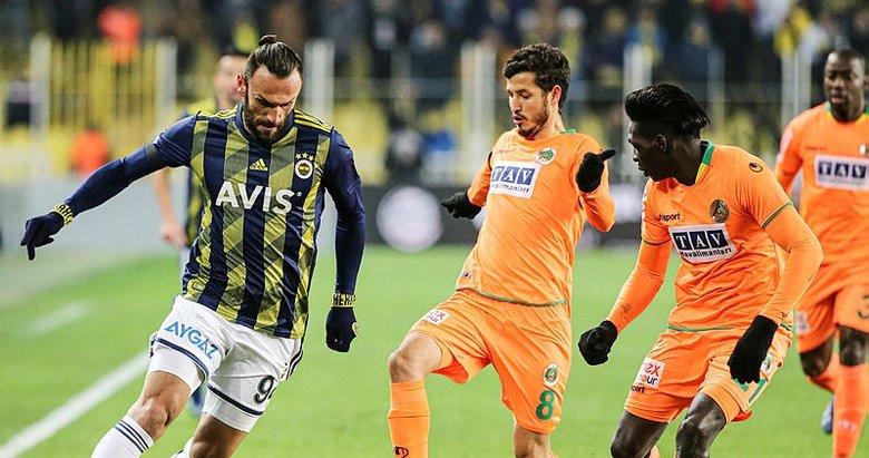 Fenerbahçe 1-1 Alanyaspor | Maç sonucu