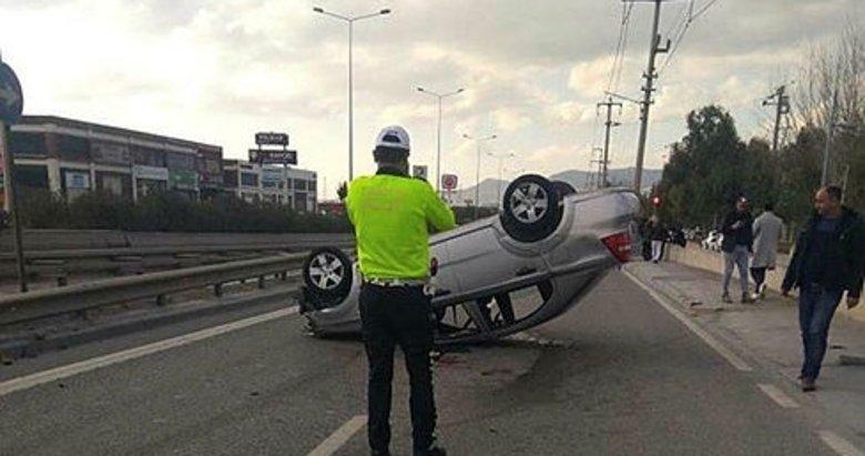 İzmir Bornova'da feci kaza! Ölü ve yaralılar var