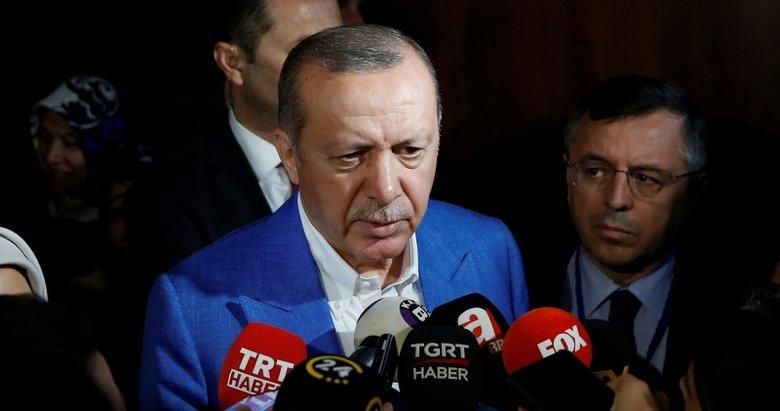 Başkan Erdoğan'dan İş Bankası ve Cemal Kaşıkçı açıklaması