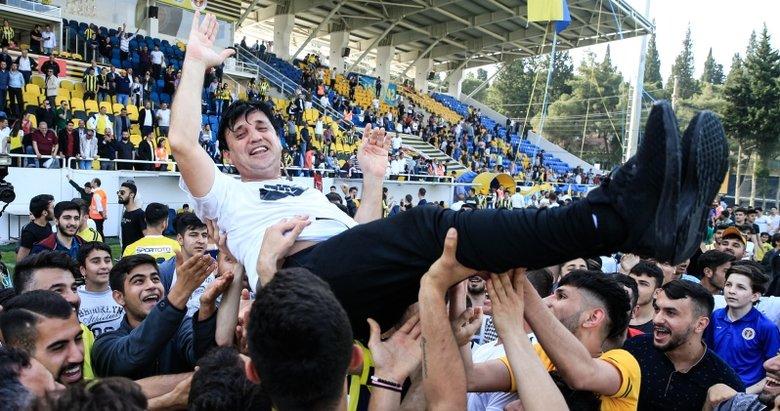 Menemenspor, 1.Lig için harekete geçti