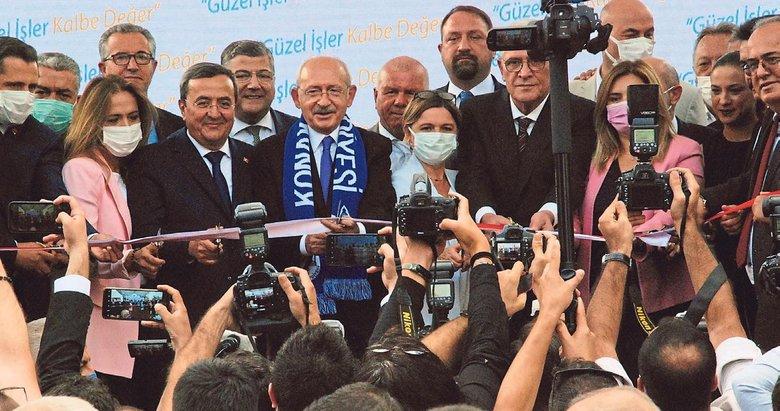 Kemal Kılıçdaroğlu hep kandırılıyor