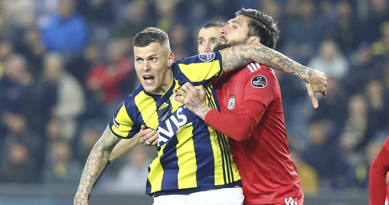 Fenerbahçe'ye hayat öpücüğü