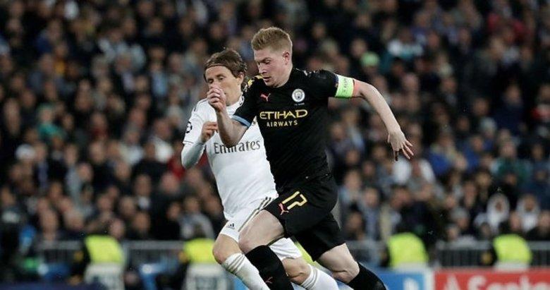Son dakika: Manchester City ile Real Madrid maçı ertelendi