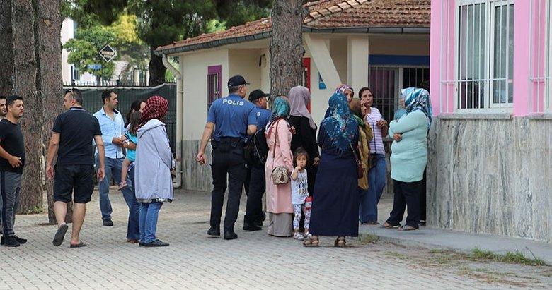 Denizli'de 5 yaşındaki çocuk okulun içinde kayboldu