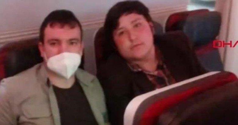 'Tosuncuk' Mehmet Aydın, Türkiye yolunda! İşte ilk görüntüler