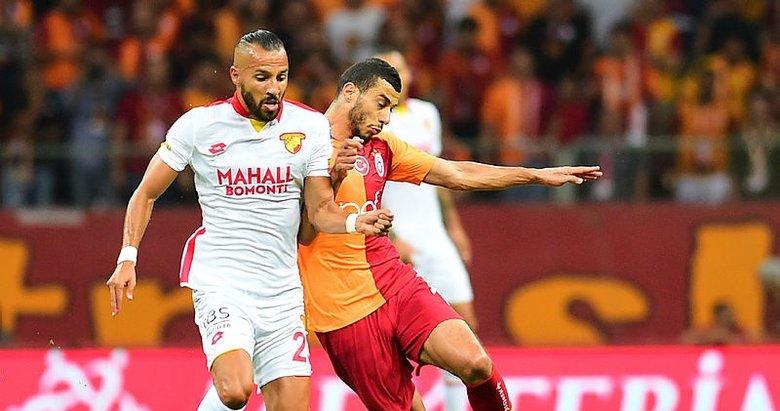 Galatasaray ile Göztepe 55. randevuda! İşte tüm istatistikler