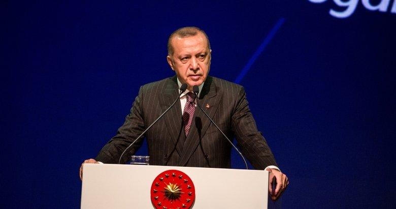 Başkan Erdoğan Doğan Grubunun 60. kuruluş yıldönümü programına katıldı