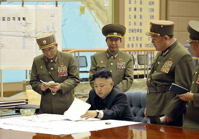 Kuzey Kore lideri Kimden yeni yıl mesajında ABDye nükleer tehdit