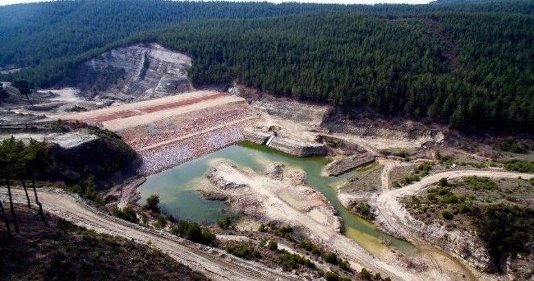 Karayağcı Barajı 2020'de bitecek