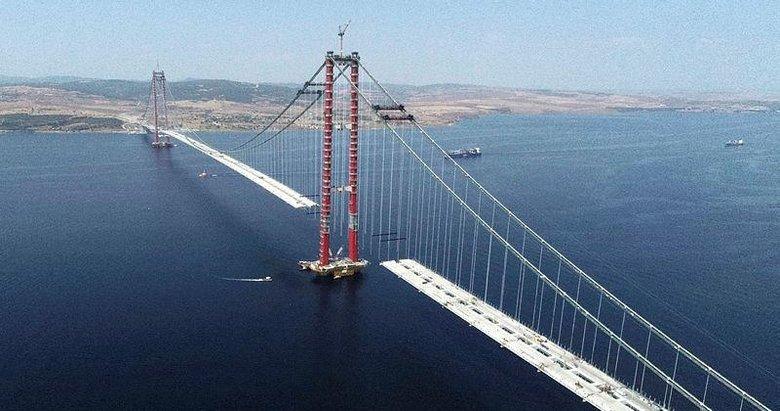 1915 Çanakkale Köprüsü için tarihi an! AK Partili Bülent Turan açıkladı