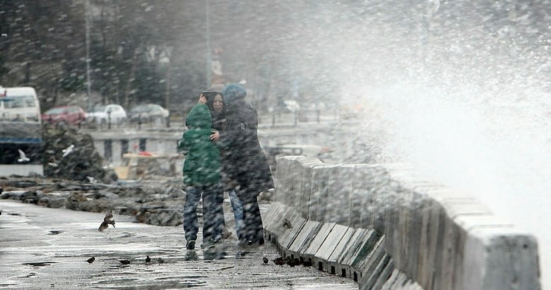 Meteoroloji'den son dakika hava durumu uyarısı! Bugün hava nasıl olacak?