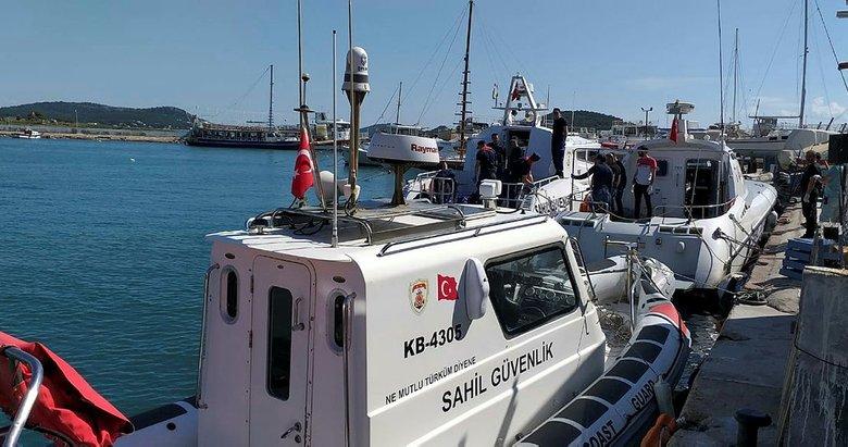 Ayvalık'ta tekne faciası: 8 ölü