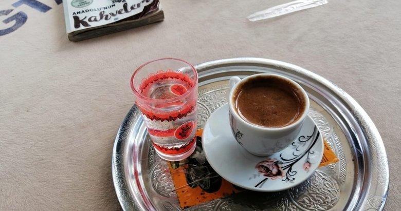 Asırlık lezzet; nohut kahvesi