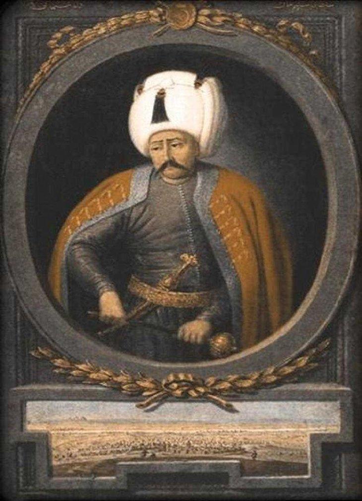 Yavuz Sultan Selim gerçek resmi yıllar sonra ortaya çıktı! İşte Osmanlı padişahlarının gerçek halleri