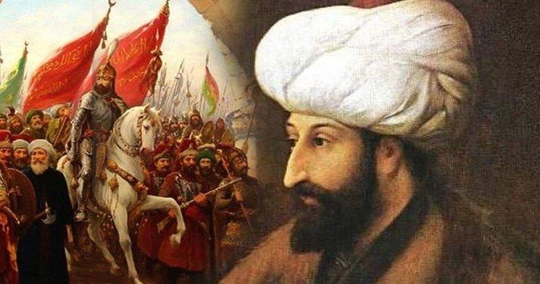 Fatih Sultan Mehmet'in gerçek resmi görenleri şaşırttı