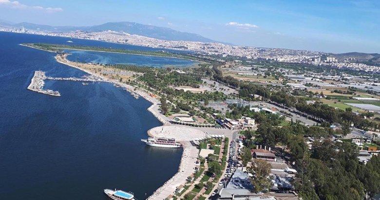 İnciraltı ile İzmir'e 10 milyar dolarlık yatırım beklentisi
