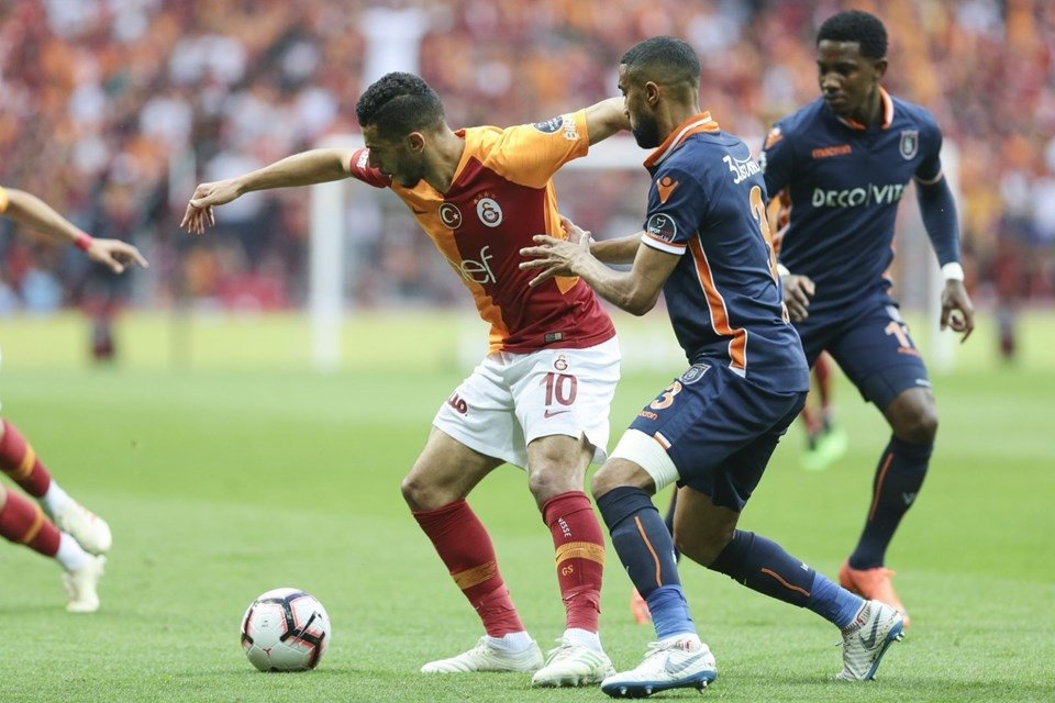 2018-2019'un şampiyonu Galatasaray