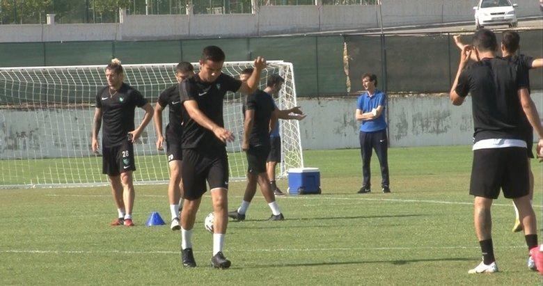 Denizlispor, Trabzonspor hazırlıklarını sürdürdü